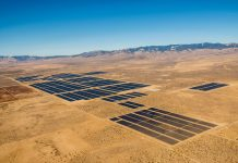 Garland solar farm. Image from Recurrent Energy