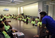 SEIA invites 2 groups of students to discuss the future of solar for engineers. Image from SEIA