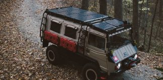 Search and rescue solar panels. Image from Sunflare
